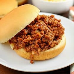 Easy Crock Pot Sloppy Joes