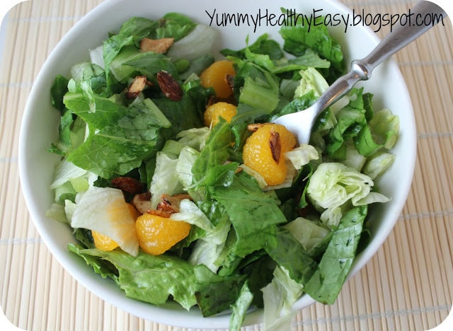 Mom's Mandarin Orange Salad