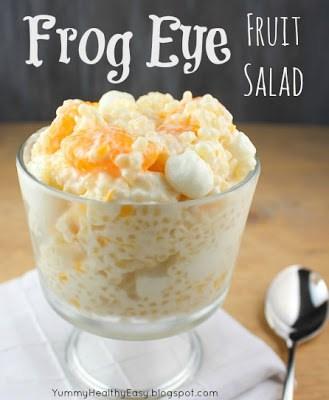 Frog Eye Fruit Salad