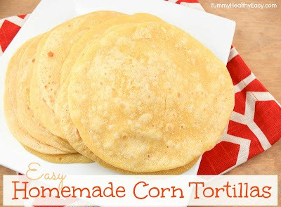 how to make corn tortillas at home