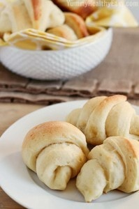 Make Ahead Potato Rolls
