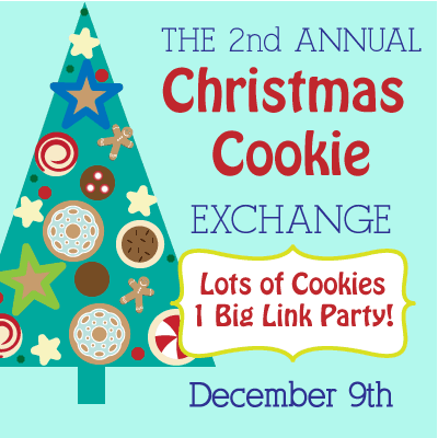 The 2nd Annual Christmas Cookie Exchange