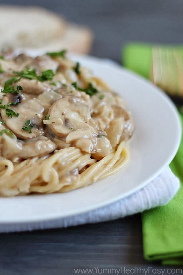 Chicken Tetrazzini | Easy and delicious creamy chicken and mushroom ...