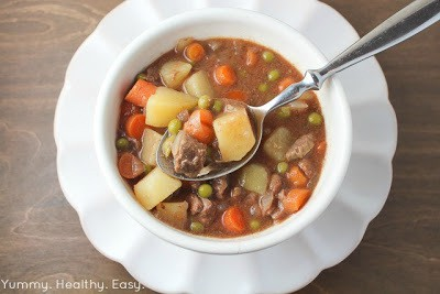 Simple and Delicious Crock Pot Beef Stew