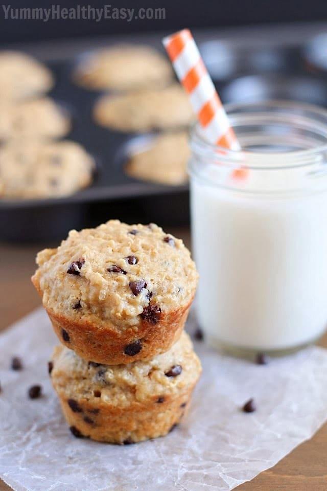 Quinoa Muffins | Wholesome Quinoa Recipes