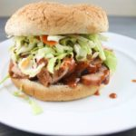 Quick BBQ Pork Sandwiches