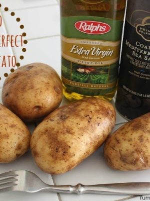 How to Make the Best Baked Potato