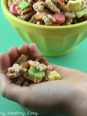 Pot o' Gold Cereal Snack Mix