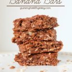 Chocolate Banana Bars