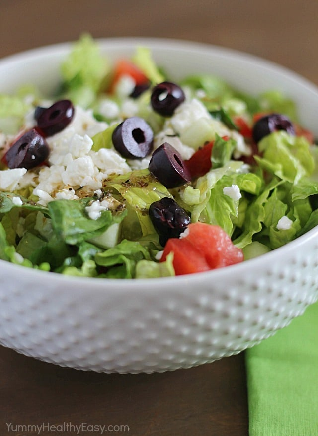 how to make jimmy the greek salad dressing