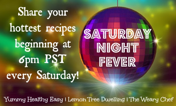 Saturday Night Fever Recipe Link Party