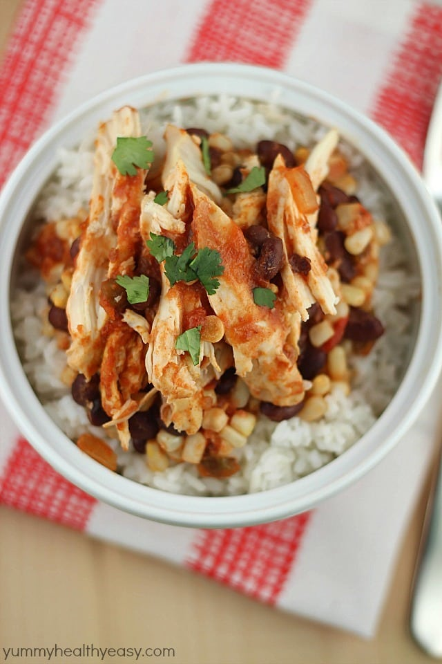 how to cook a small chicken in a crock pot
