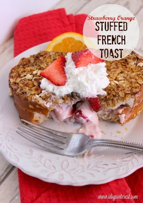 strawberry orange stuffed french toast2