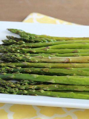 Best Roasted Asparagus