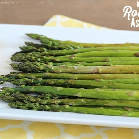 Best Roasted Asparagus 5