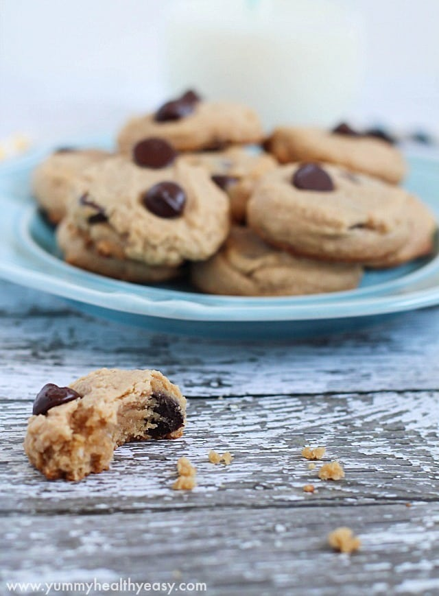Easy cookies made using only a few ingredients and Bisquick Baking Mix. Soft and delicious!