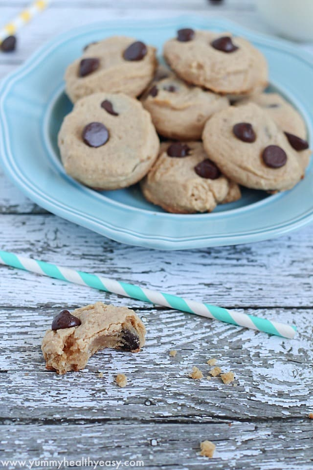 Easy Chocolate Chip Bisquick Cookies - Yummy Healthy Easy