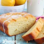 Moist, decadent lemon cake made with Greek yogurt and soaked with a lemon-sugar mixture to make it extra moist and extra lemony!