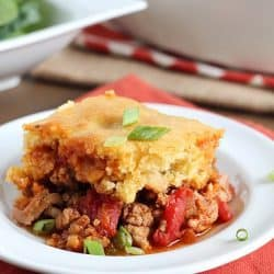 Tamale Pie + $400 Back to School CASH Giveaway!