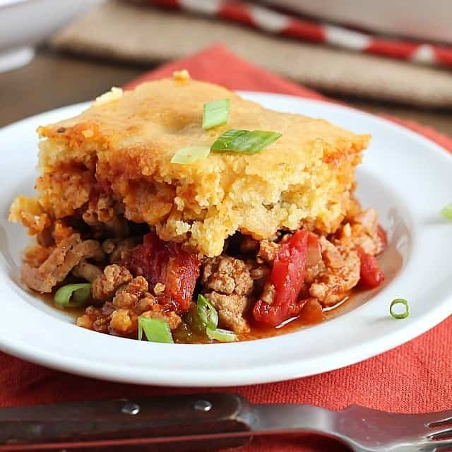 Easy Tamale Pie Recipe - Yummy Healthy Easy