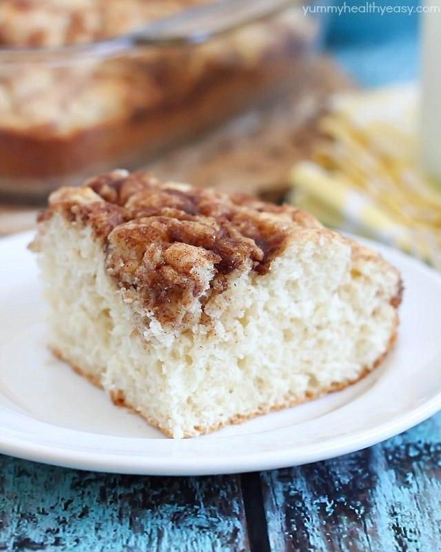 Best Cinnamon Coffee Cake Recipe Ever