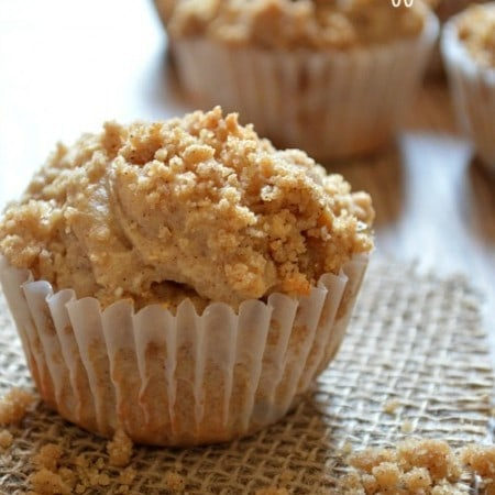 Apple Cinnamon Muffins by House of Yumm