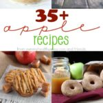 35+ Delicious Apple Recipes - perfect for fall!