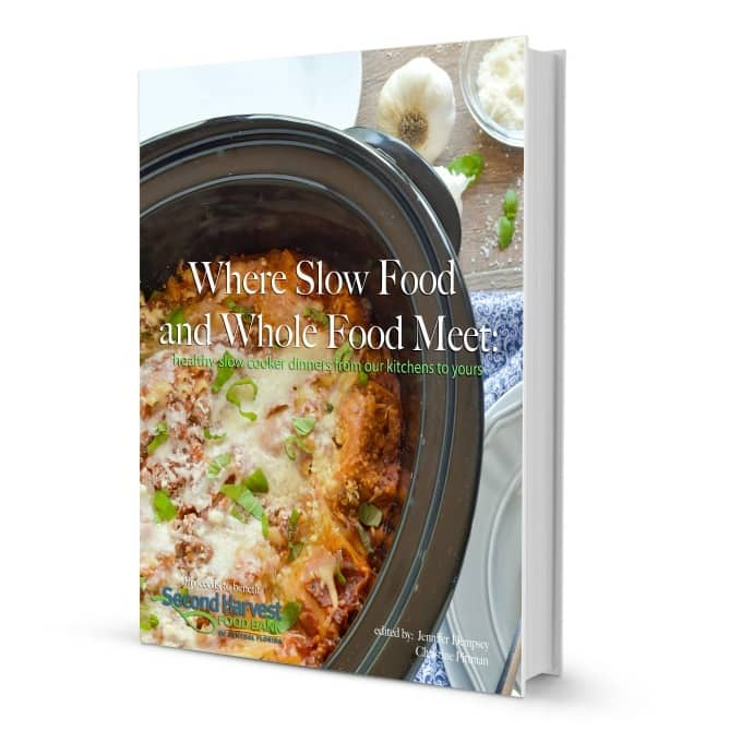 Where Slow Food and Whole Food Meet: healthy slow cooker dinners from our kitchen to yours