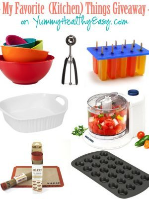 My Favorite Kitchen Tools Giveaway!!