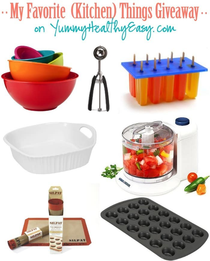 My Favorite Kitchen Tools Giveaway!! #giveaway