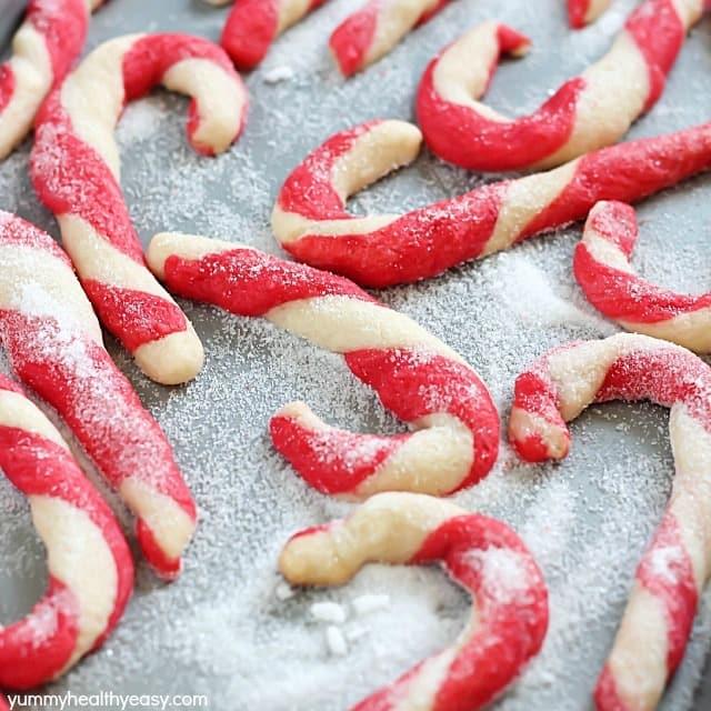 Peppermint Patty Stuffed Ritz Crackers - The Gunny Sack