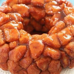 Caramel Monkey Bread Recipe