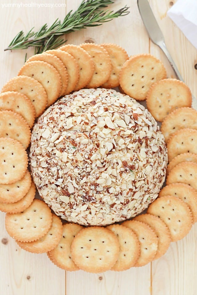 Easy Smeezy Cheese Ball Recipes — Dishmaps