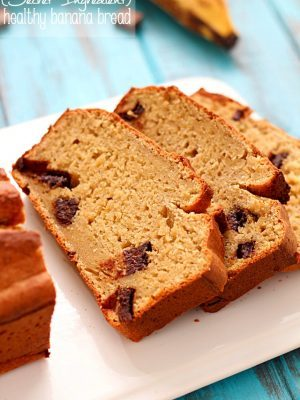 (Secret Ingredient) Healthy Banana Bread Recipe