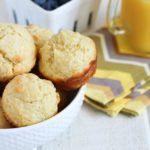 Mom's quick and easy breakfast muffins - a family favorite muffin recipe that is easily whipped up in minutes!