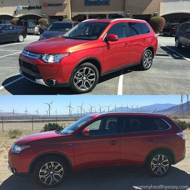 Recap of my fun road trip to Arizona in a brand-new Mitsubishi Outlander! #DriveMitsubishi