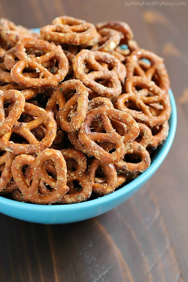 easy ranch pretzels print easy ranch pretzels that have only three ...