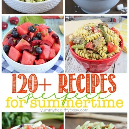 120+ Delicious Recipes for Summer