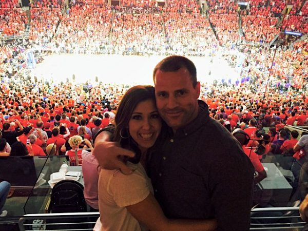 Clippers Playoff Game #4!