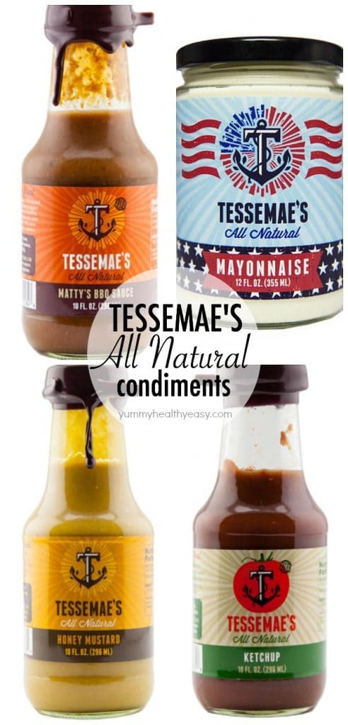 Tessemae's All Natural Condiments #ad