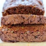 Use up that summer zucchini and satisfy your sweet tooth with this Double Chocolate Zucchini Bread. An easy quick bread everyone will rave over!