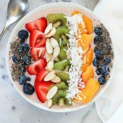 Tropical Smoothie Bowl Recipe