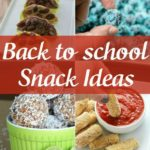 Back to school snack ideas you need to try!  So many great ideas that are quick, easy and totally tasty {via yummyhealthyeasy.com}