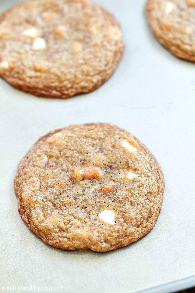 Flat Chocolate Chip Cookies Recipe