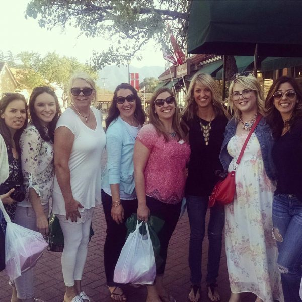 Food blogger heaven - shopping and eating in Solvang!
