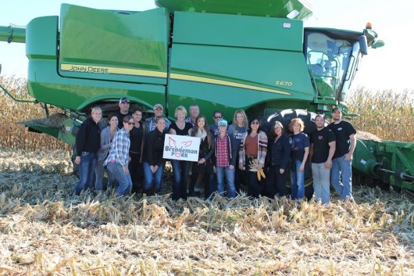 Brenneman Pork team picture - love this group of people!