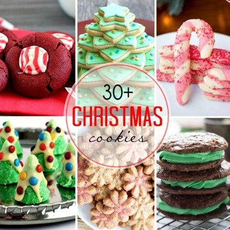 30+ Incredible Christmas Cookie Recipes