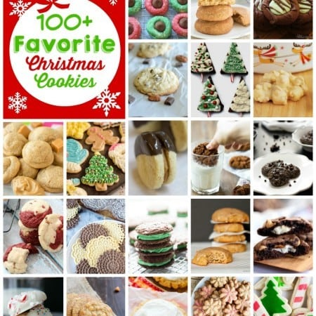 100+ Favorite Christmas Cookies Recipes