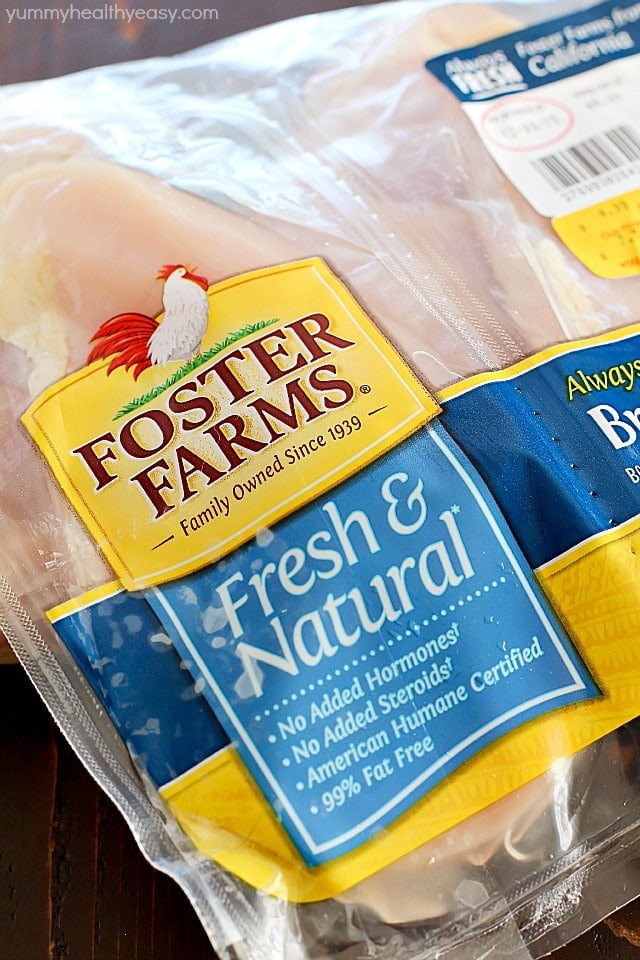 Foster Farms Fresh & Natural Chicken
