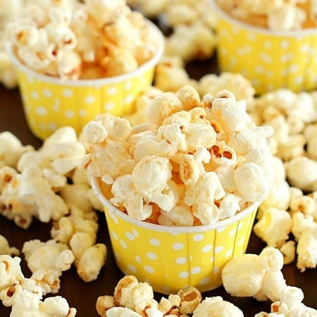 Easy Homemade Kettle Corn + More Popcorn Recipes!